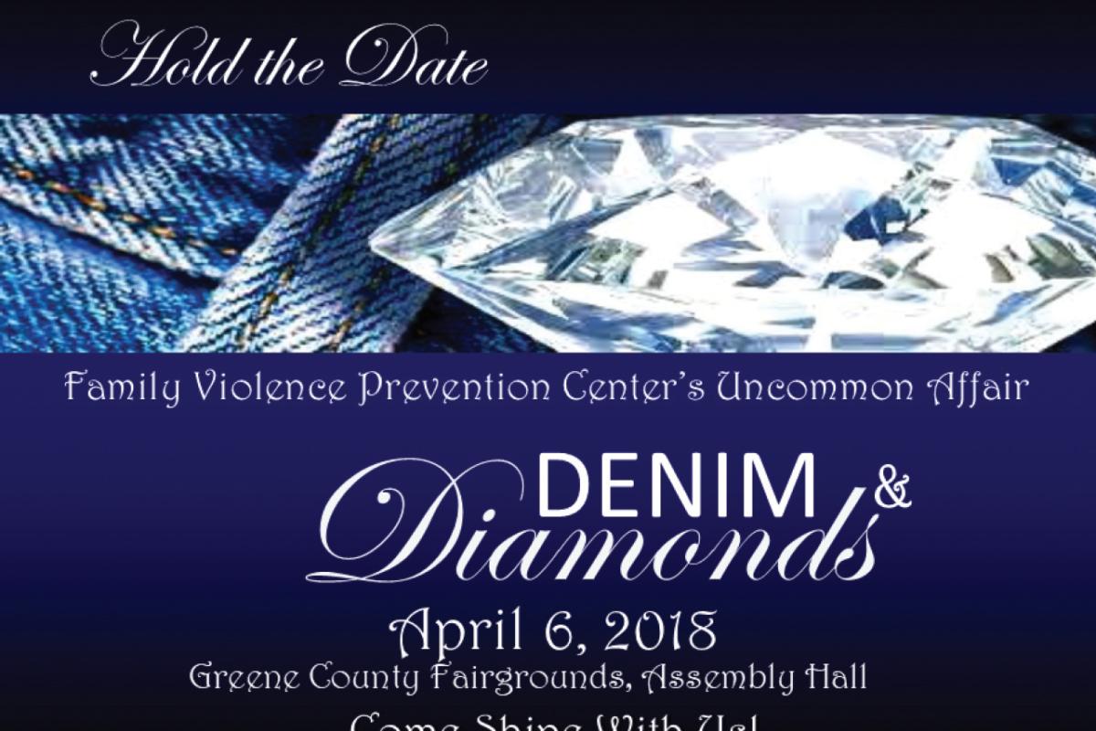 Our Signature FUNdraiser: Denim & Diamonds Returns on April 6
