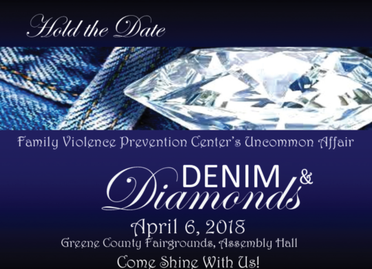 Our Signature FUNdraiser: Denim & Diamonds Returns on April 6
