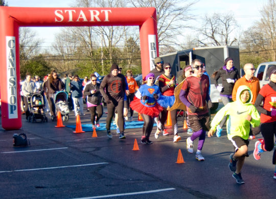 Superhero 5K Run/Walk for Child Abuse Prevention and Elimination