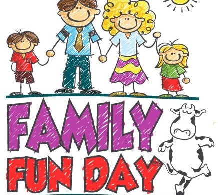 Save the Date: Aug. 12 Family Fun Day