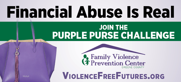 FVPC Completed the Purple Purse Fundraising Challenge- Thank you for all of your support and energy!