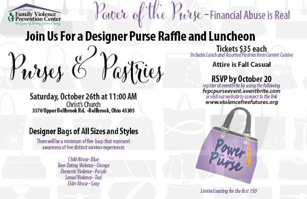 Purses and Pastries
