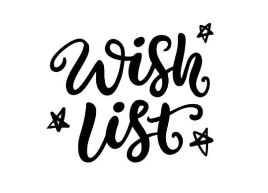 FVPC Wish List On Amazon